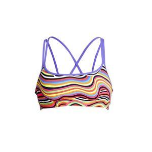 Funkita Schwimmbikini Damen Dripping – Bild 2