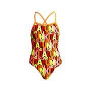 Funkita Badeanzug Mädchen Swim Girl Swim 001