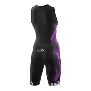 Sailfish Trisuit Comp - Triathlonanzug Damen – Bild 5