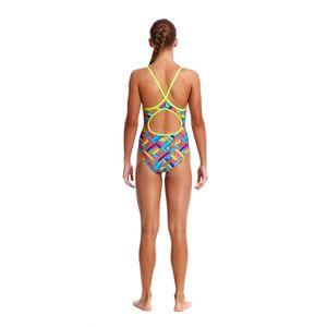 Funkita Badeanzug Mädchen Panel Pop – Bild 3