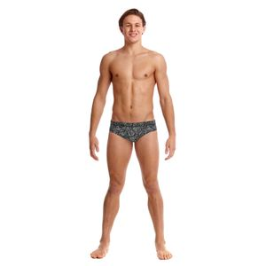 Funky Trunks Badehose Herren Black Widow  – Bild 2