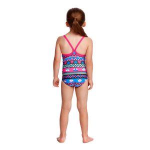 Funkita Badeanzug Mädchen Miss Foxy – Bild 3