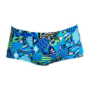 Funky Trunks Badehose Herren Rock Steady