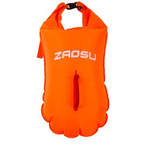 ZAOSU Safety Buoy  Schwimmboje - Boje für das Freiwasser-Schwimmtraining