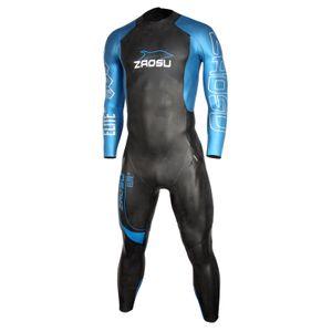 ZAOSU Triathlon Neoprenanzug Herren Racing Elite Air | Wetsuit mit Aerodome