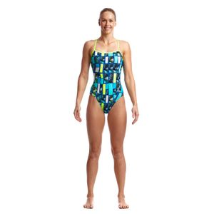 Funkita Badeanzug Damen Tropic Tower – Bild 2