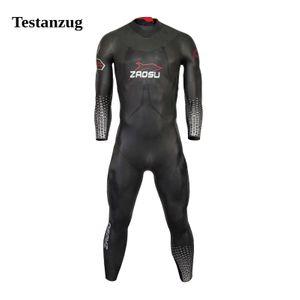 ZAOSU Neoprenanzug Triathlon Herren Racing+ Testanzug