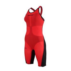 ZAOSU Z-ELITE Wettkampf Schwimmanzug | Open Back für Damen & Mädchen