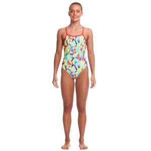 Funkita Badeanzug Mädchen Point Break – Bild 2