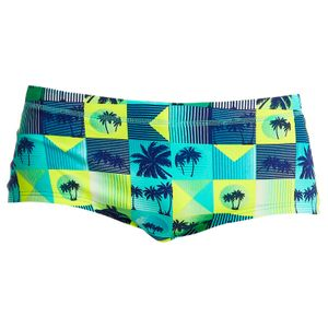Funky Trunks Badehose Herren Pop Tropo