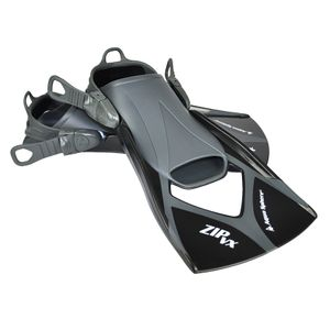 Phelps Zip VX Fins - Trainingsflossen